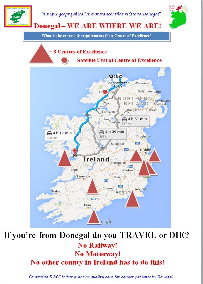 DACC Map of Ireland with distances Feb 2017